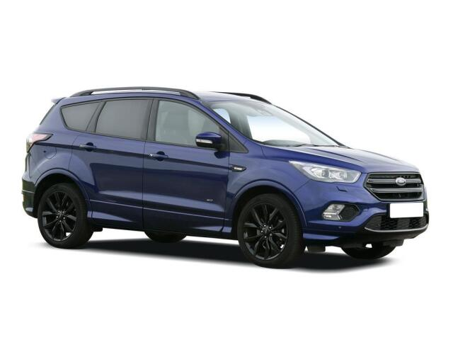 Ford Kuga 2.0 TDCi 180 Titanium Edition 5dr Diesel Estate